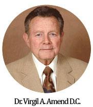 Dr. Virgil A. Amend D.C.