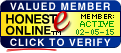 HonestE Online Valued Member